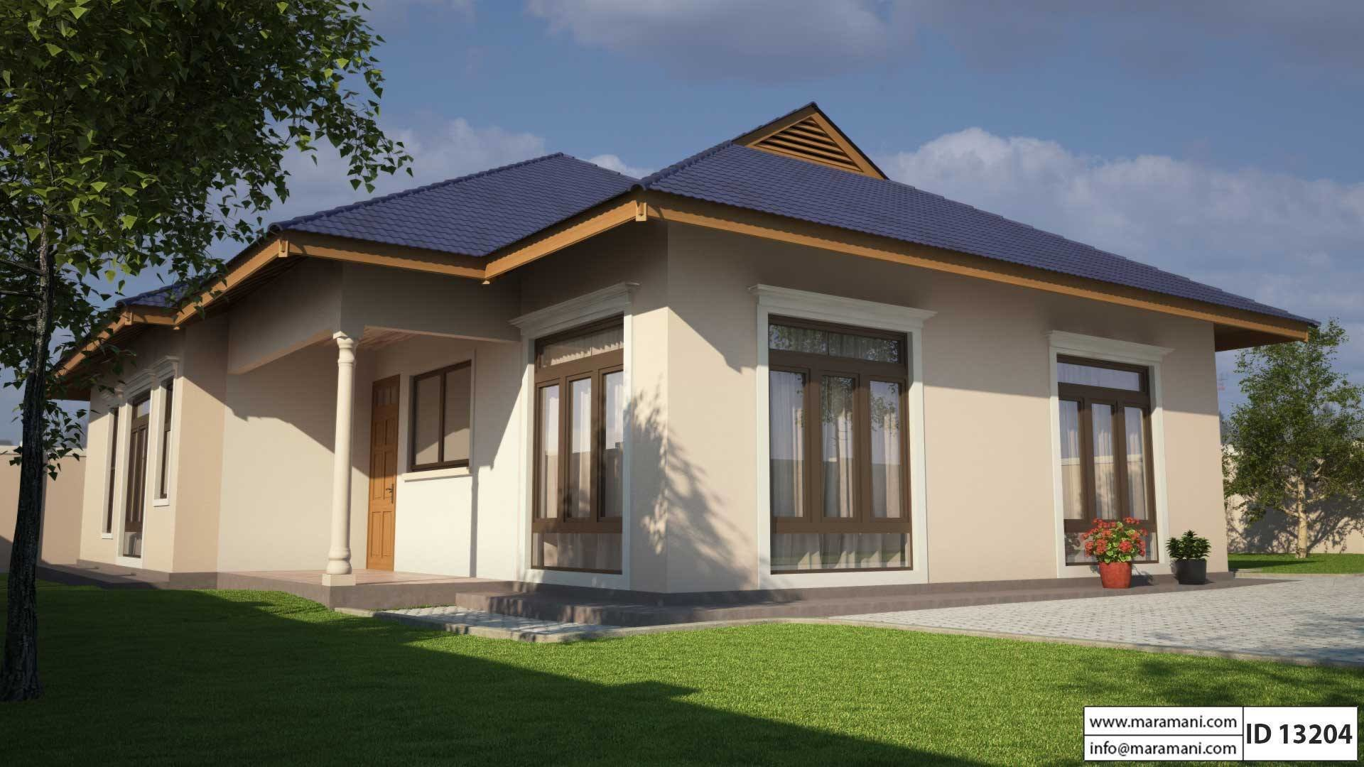 Best Small Three Bedroom House Plan Id 13204 Floor Plans By With Pictures