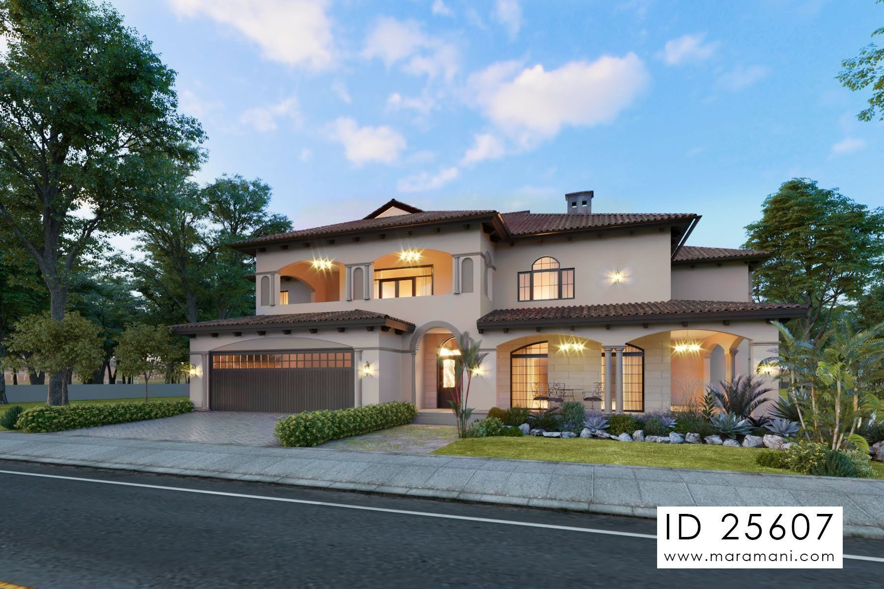 Best 5 Self Contained Bedrooms House Plan Id 25607 Maramani With Pictures