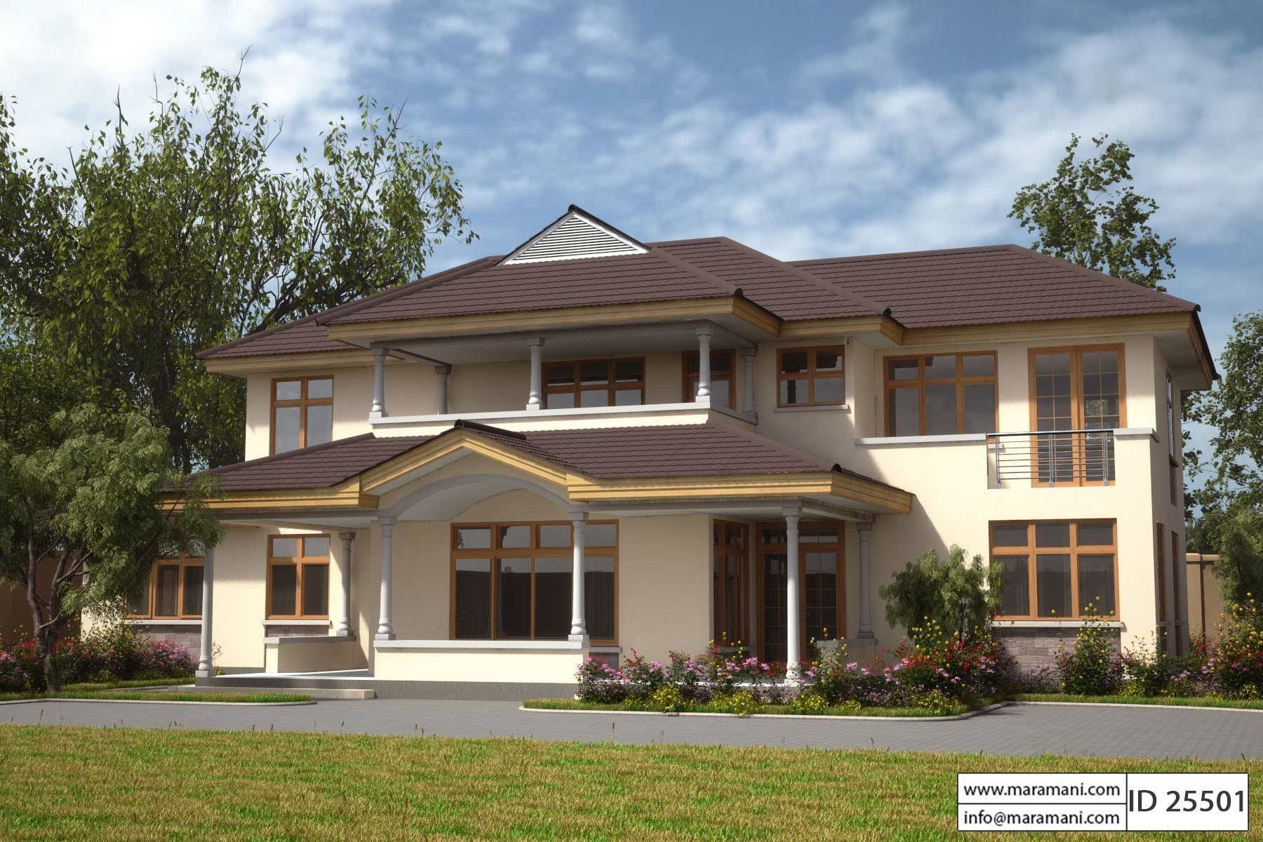 Best 5 Bedroom House Plan With Bonus Room Id 25501 Plans By With Pictures