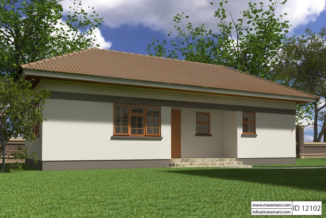 Best Small 2 Bedroom House Plan Id 12102 House Plans By With Pictures