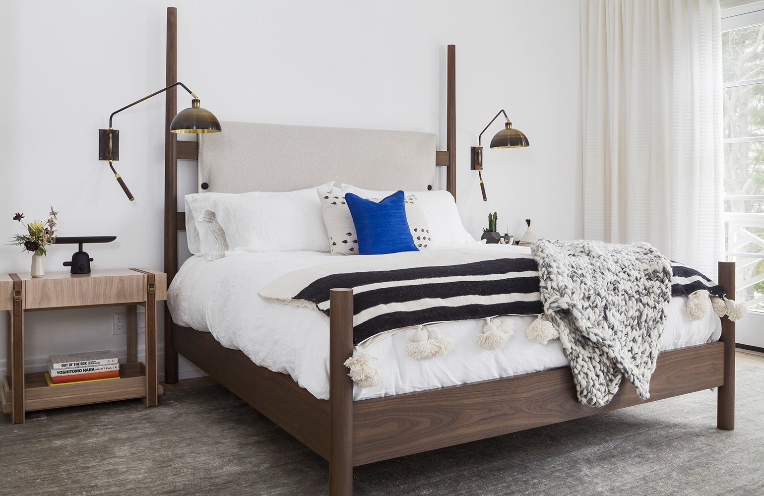 Best Bedrooms With Standout Bedside Sconces Inspiration With Pictures