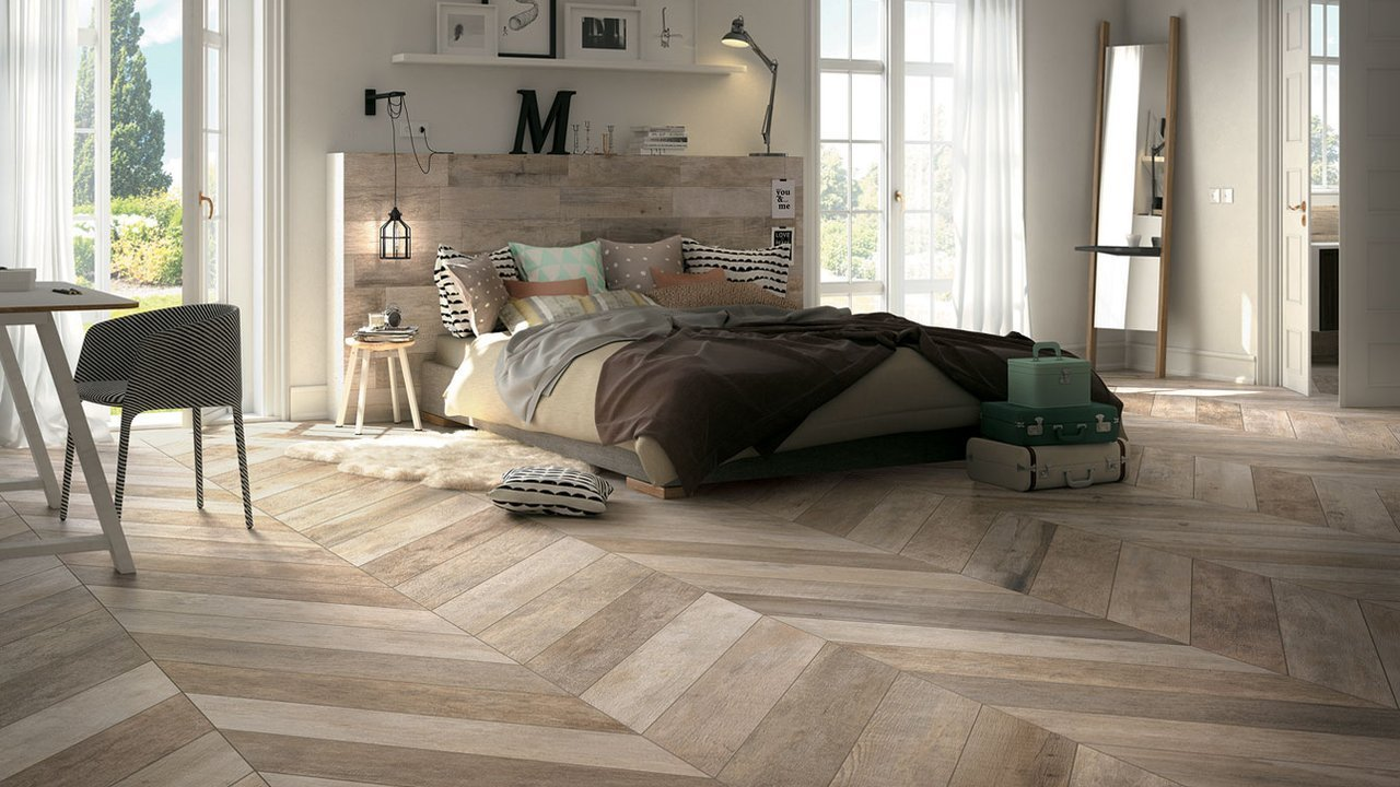 Best Wood Look Tile 17 Distressed Rustic Modern Ideas With Pictures