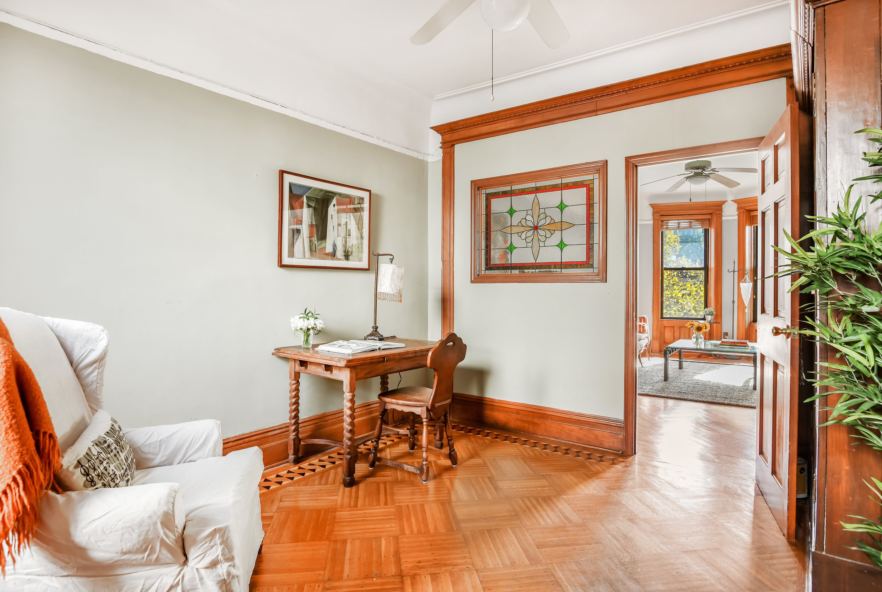 Best Big Reveal 849K For A Park Sl*P* Apartment With Ornate Woodwork Curbed Ny With Pictures