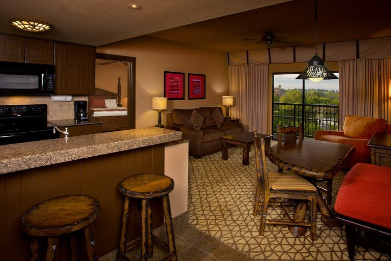 Best Two Bedroom Three Bath Standard View Disney S Animal Kingdom Villas Kidani Village With Pictures