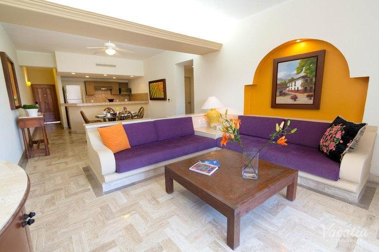 Best Family Deluxe Two Bedroom Two Bath Velas Vallarta With Pictures