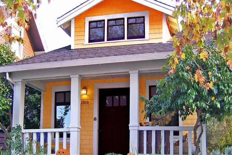 Best Cottage Style House Plan 3 Beds 1 5 Baths 874 Sq Ft Plan With Pictures