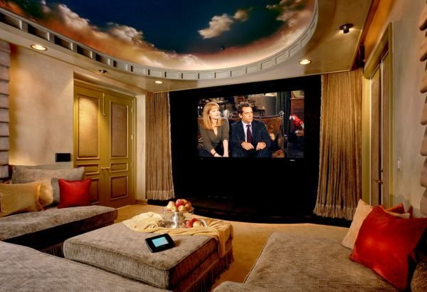 Best Themed Rooms Movie Night With Pictures