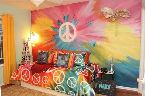 Best Tie Dye Walls With Pictures