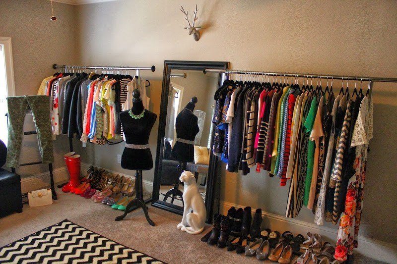 Best Rolling Garment Racks And Wardrobes Fif Blog With Pictures