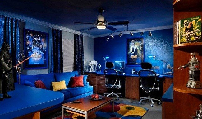 Best 47 Epic Video Game Room Decoration Ideas For 2017 With Pictures