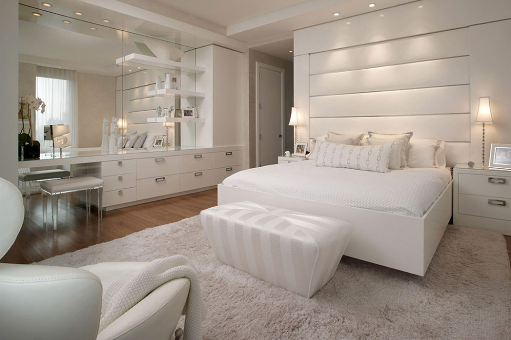 Best White Bedroom 16 Modern Design Ideas For Your Bedroom With Pictures