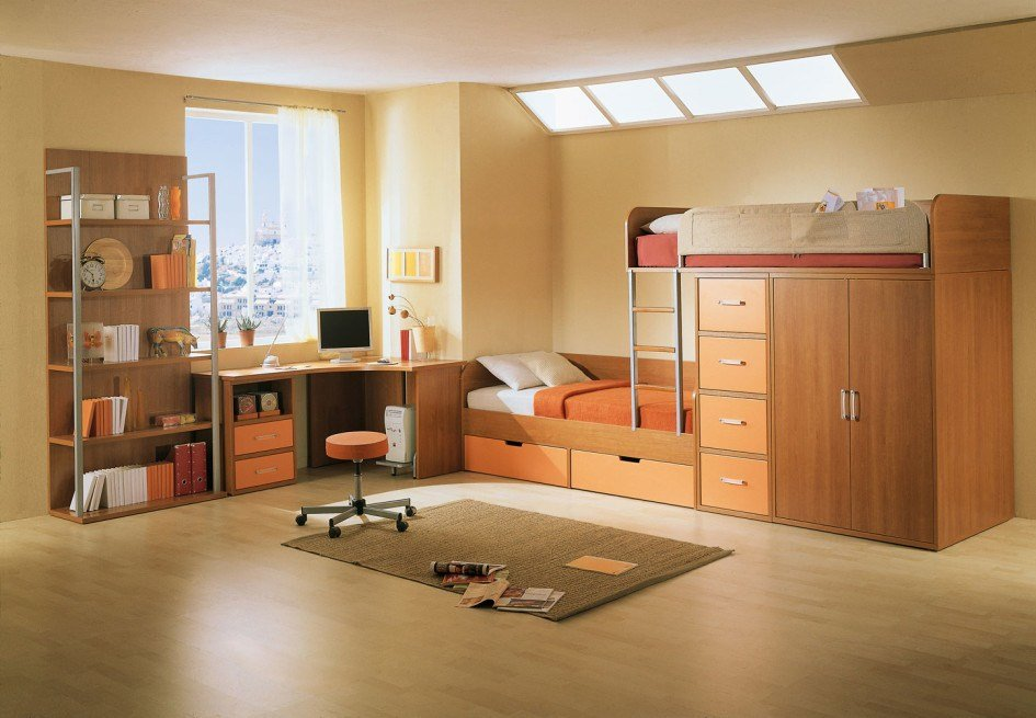 Best Room Division Creative Ways To Turn One Child's Room Into With Pictures