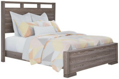 Best City Furniture Sutton Dark Tone Panel Bedroom With Pictures
