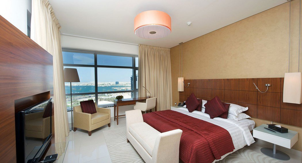 Best 1 Bedroom Apartments Fraser Suites Doha With Pictures