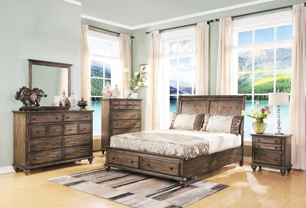 Best ️Rustic Bedroom Furniture Decorhomestore With Pictures