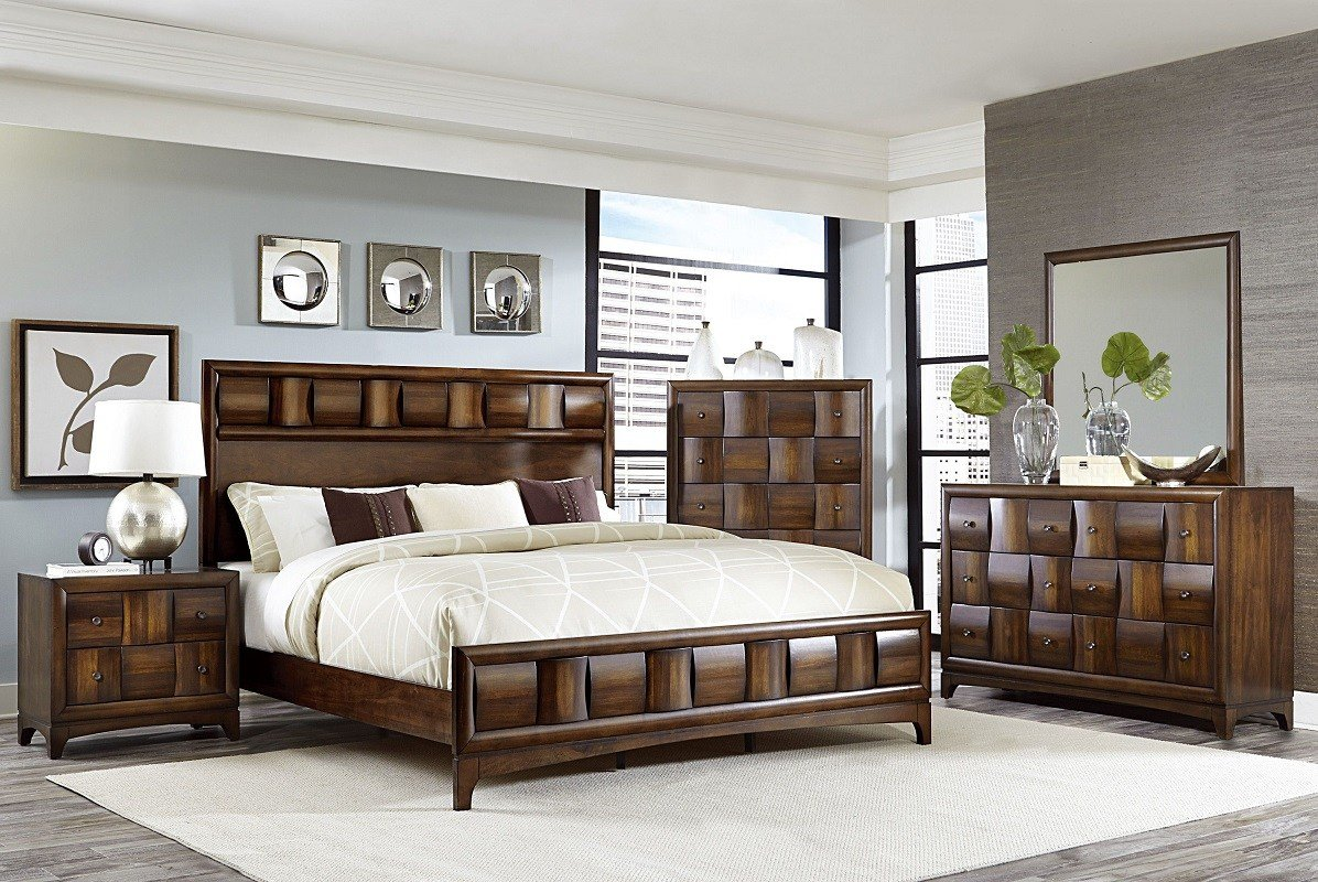 Best Portos Cal King Bedroom Set Andrew S Furniture And Mattress With Pictures
