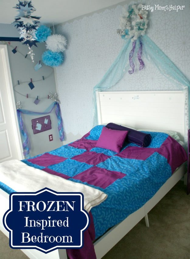 Best Disney S Frozen Bedroom Designs Diy Projects Craft Ideas With Pictures