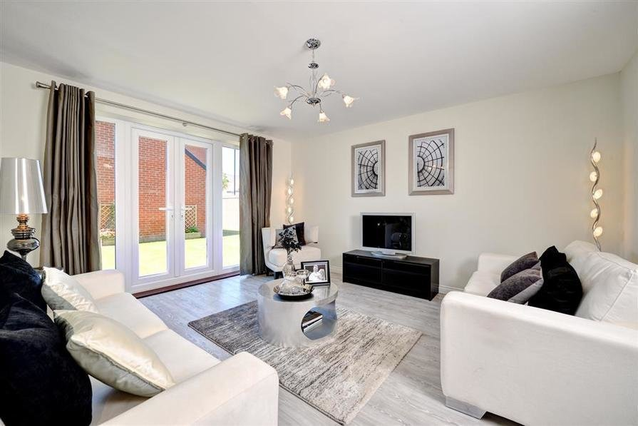 Best Crofton Grange In Blyth Apartments And Houses By Taylor With Pictures
