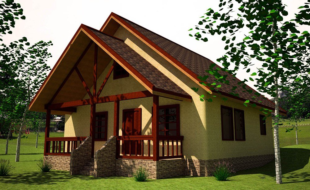 Best Two Bedroom Earthbag House Plans With Pictures