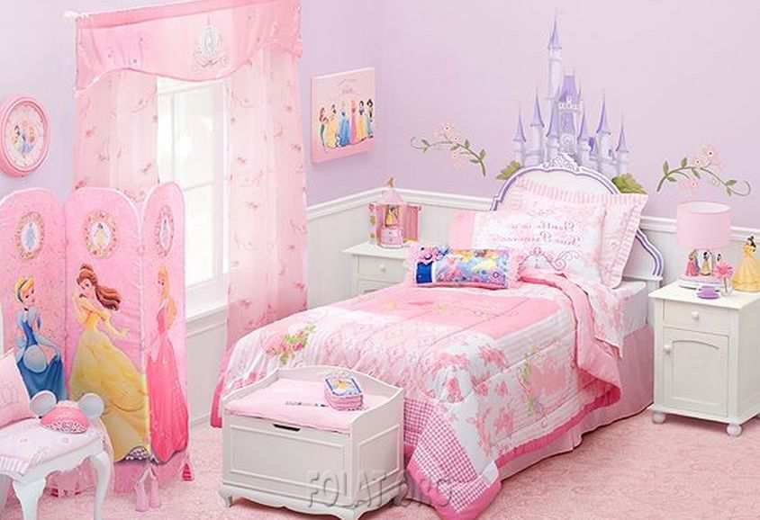 Best Girl Bedroom Decoration Ideas Folat With Pictures