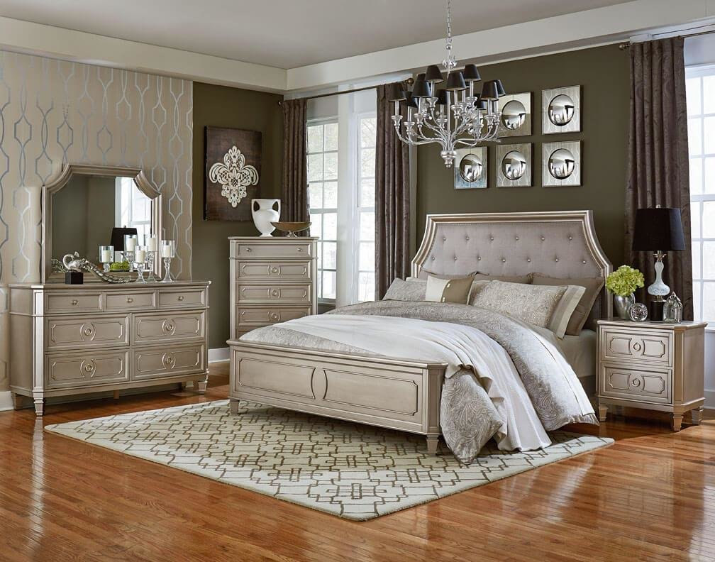 Best Windsor Silver Bedroom Set Bedroom Furniture Sets With Pictures