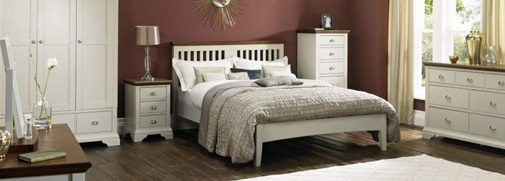 Best Two Tone Bedroom Collections Furniture 123 With Pictures