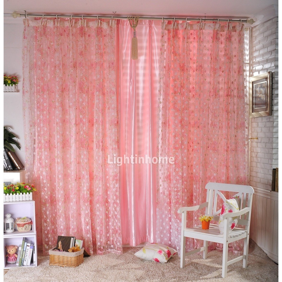 Best Peach Colored Curtains Curtain Ideas With Pictures