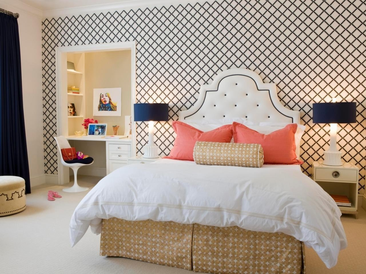 Best Ideal Preppy Bedroom Ideas Greenvirals Style With Pictures
