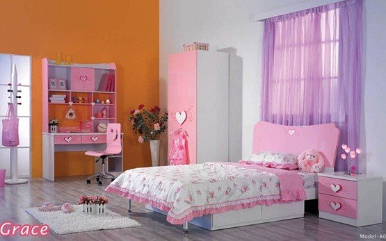 Best 2 Best Girls Bedroom Furniture Themes Home Interiors With Pictures