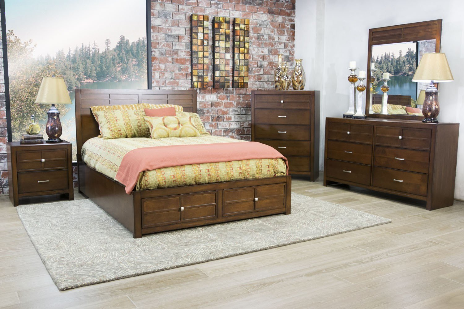 Best Mor Furniture For Less Bedroom Sets Home Delightful With Pictures