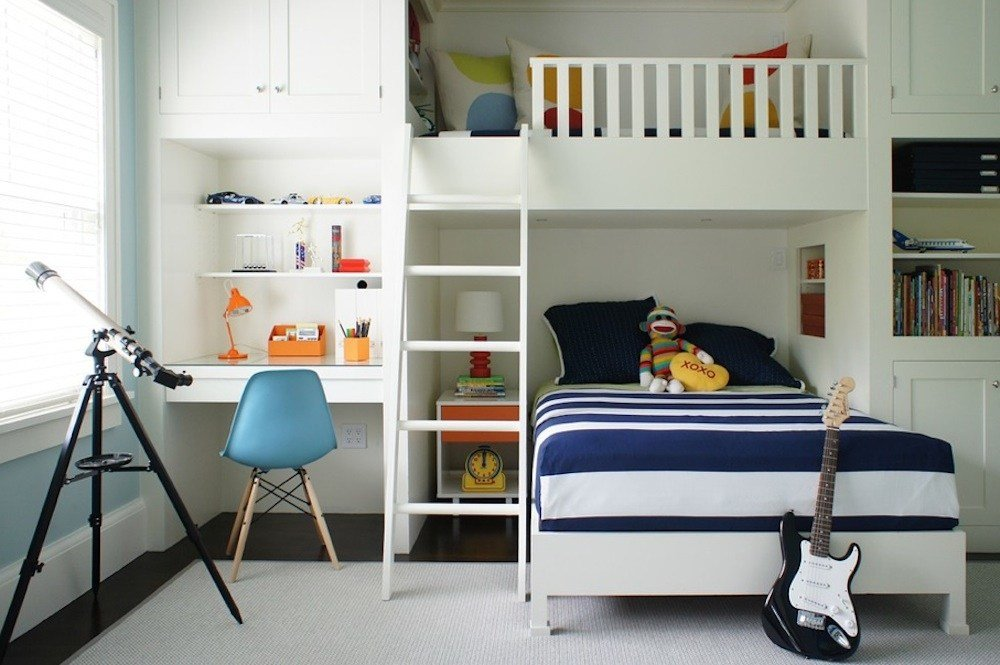 Best Simple Children Bedroom Design For Cheerful Children Room With Pictures