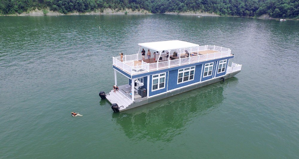 Best The 5 Bedroom Houseboat Harbor Cottage Houseboats With Pictures