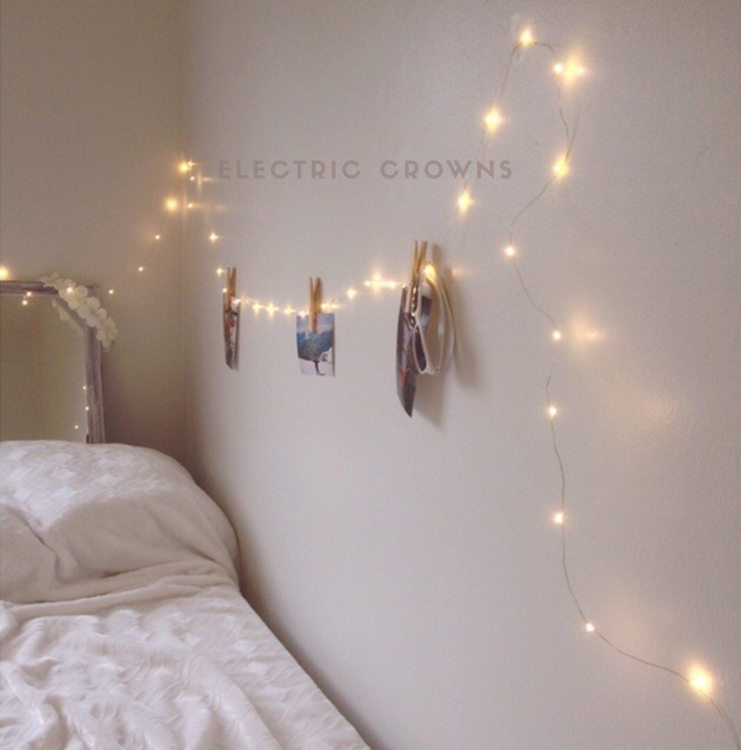 Best Night Light Fairy Lights Bedroom Home Decor Living Room With Pictures
