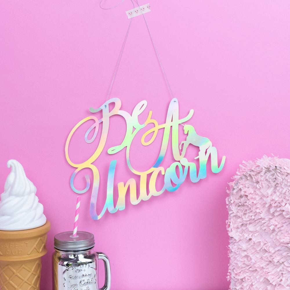 Best Unicorn Wall Decoration Unicorn Party Unicorn Bedroom With Pictures