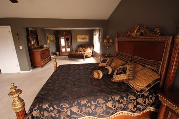 Best 6 Pc Pulaski Bellissimo King Size Bedroom Set For Sale In Round Lake Il Offerup With Pictures
