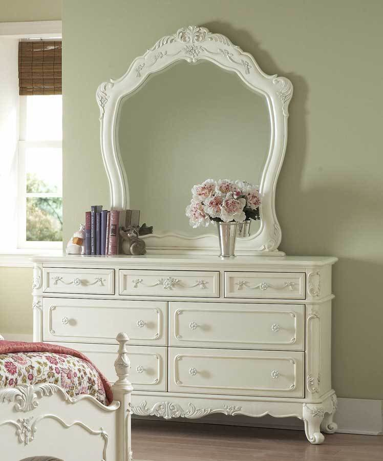 Best Homelegance Cinderella Bedroom Collection Ecru B1386 At With Pictures