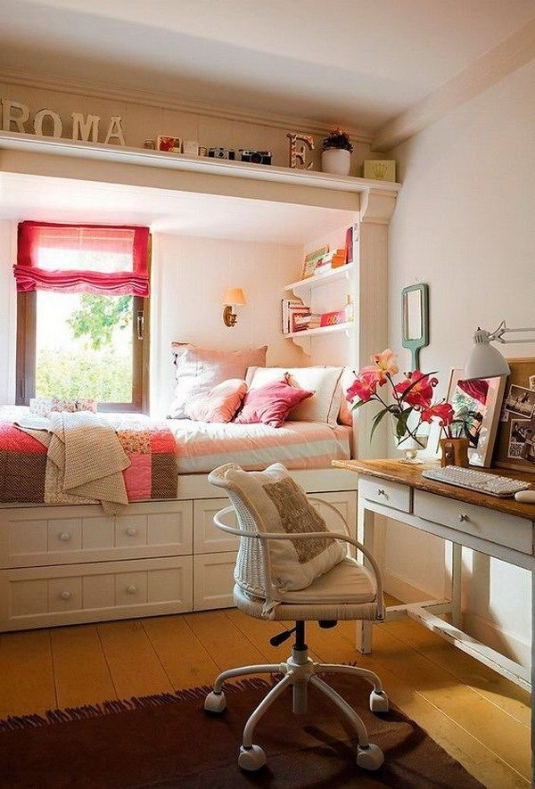Best 25 Small T**N Bedrooms Ideas On Pinterest T**N Bedroom Desk Desks For Girls And Bedroom With Pictures