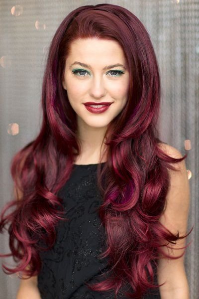 Free Best 25 Raspberry Hair Color Ideas On Pinterest Wallpaper