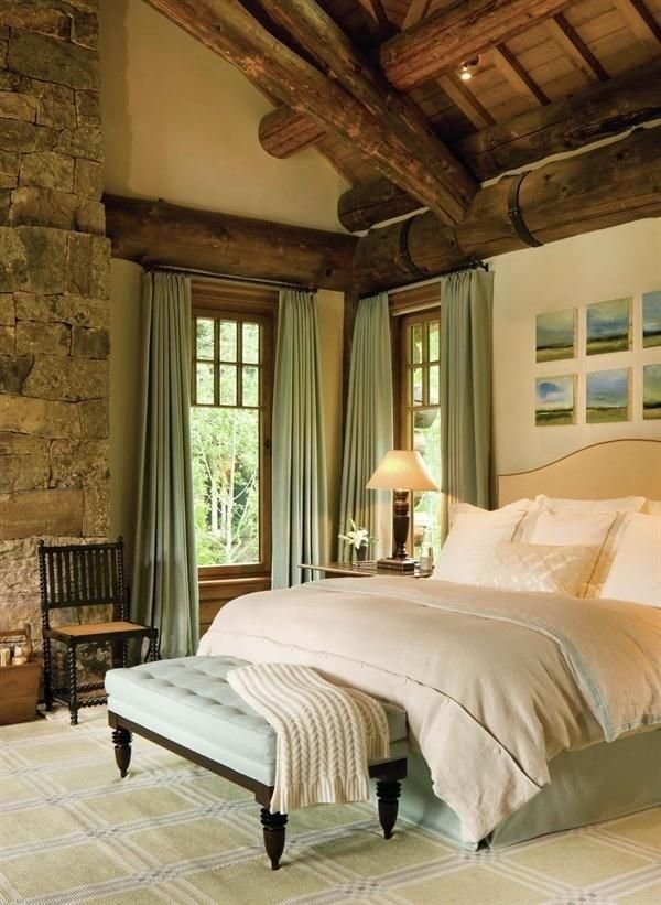 Best 25 Rustic Cabin Master Bedroom Ideas On Pinterest With Pictures