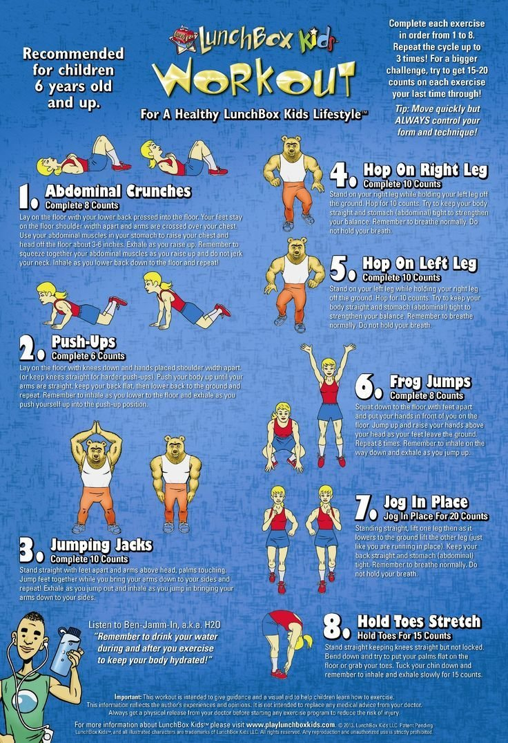 Best 25 Kids Workout Ideas On Pinterest Kid Exercise With Pictures