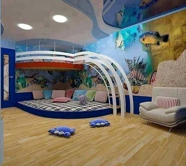 Best 7 Best Coolest Kids Bedroom In The World Images Ideas With Pictures