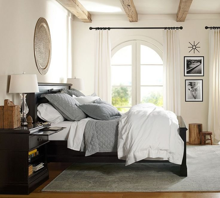 Best Branford Bed Pottery Barn Australia Master Bedrooms By With Pictures