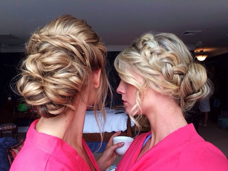 Free Maid Matron Of Honor Hair By Heather Chapman Wedding Wallpaper