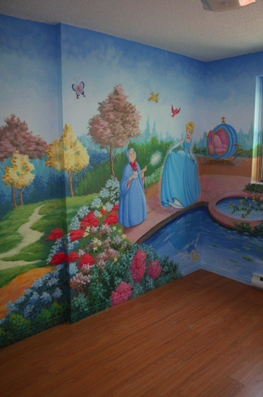 Best 67 Best Painted Walls Kids Rooms Images On Pinterest With Pictures