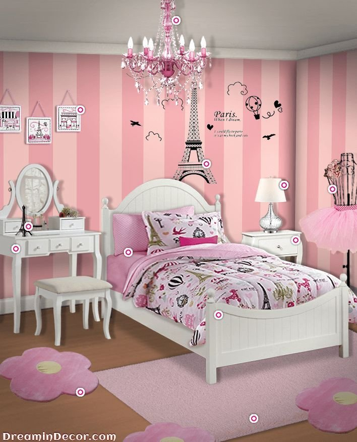 Best 25 Paris Themed Bedrooms Ideas On Pinterest Paris Bedroom Pink Paris Bedroom And Girls With Pictures
