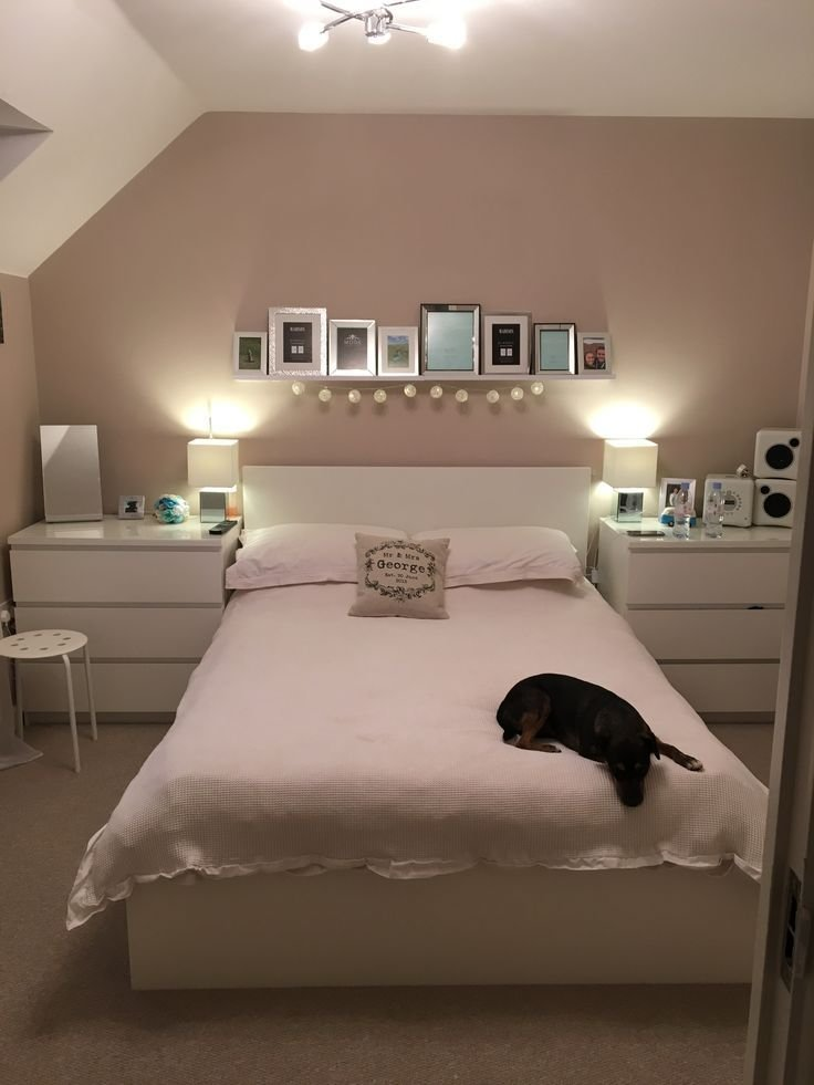 Best Natural Bedroom With Photo Feature Wall N*D* Tan Neutral Malt Chocolate Dulux Paint Bedroom With Pictures