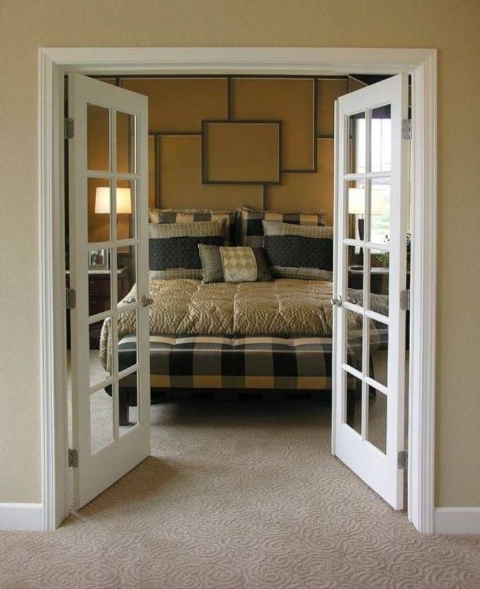 Best Bedroom With Interior French Doors Privacy Google Search With Pictures