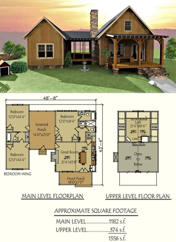 Best Dog Trot House Plan In 2019 Future Cabin Pinterest With Pictures