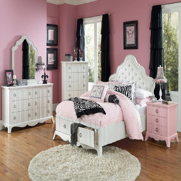 Best 25 Pink Black Bedrooms Ideas On Pinterest Pink With Pictures