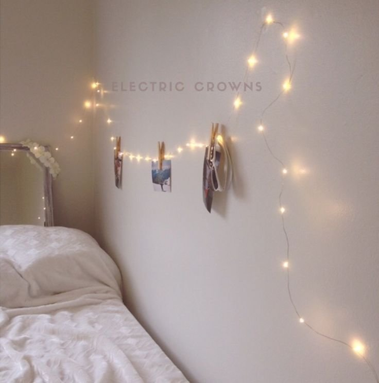 Best 70 Best Fairy Lights Bedroom Images On Pinterest Bottle With Pictures